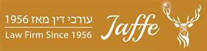 Jaffe עורכי דין מאז 1956